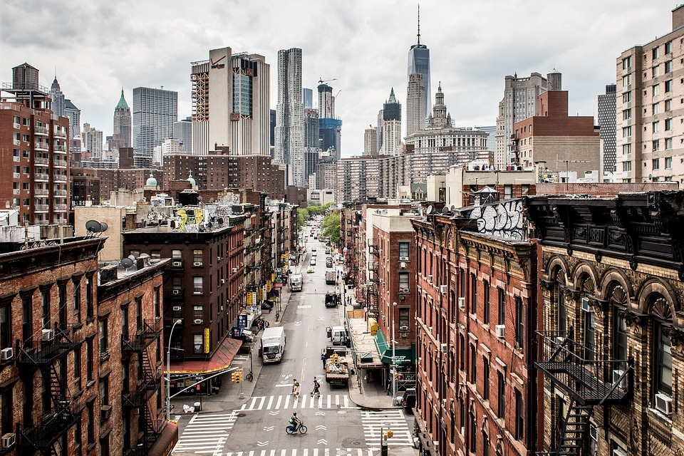 Chanson New York